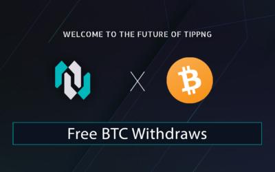 Free Bitcoin Withdraws