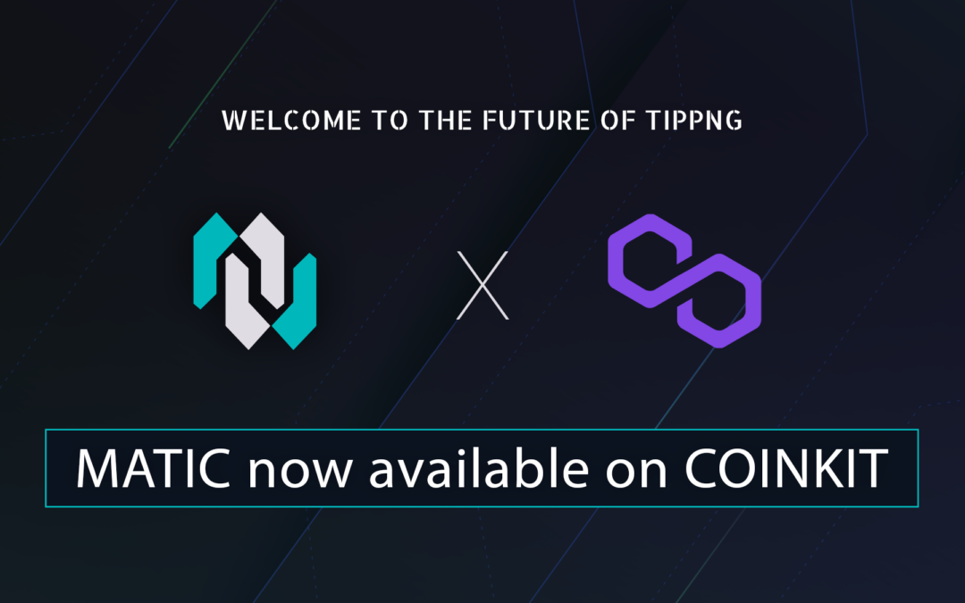 CoinKit adds MATIC